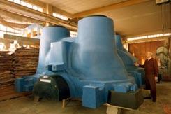 Modelli per fonderia energia navale arredamento uffici for Subito it genova arredamento